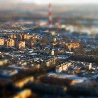 Миниатюрный город Пинск ) :: Инна - Lasso - Ленкевич