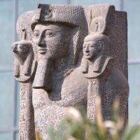 Хорос, Рамзес и Хатхор :: Евгений Печенин