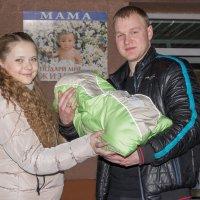 ПАПА и МАМА,подарили АРТЁМУ ЖИЗНЬ!!! :: Алексей -