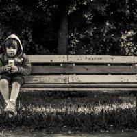 грусть детства :: Дмитрий Нагваль Серба