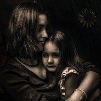 Надежда с ребенком :: Serega Alukard X2
