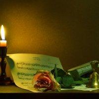 Пока горит моя свеча... :: Валентина Колова
