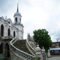 Церковь Владимирской иконы Божией Матери :: Наталья Гусева