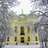 Белым стал весь белый свет :: Марина Волкова