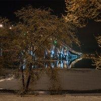 подсветка моста :: Андрей ЕВСЕЕВ