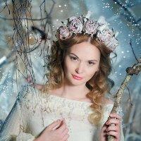 Снегурочка. :: Мария Сендерова