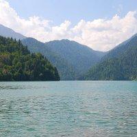 озеро Рица :: janart janart