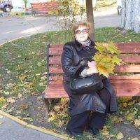 В осеннем парке :: шубнякова