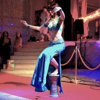 Танец живота на дарбуке :: Семен Кактус