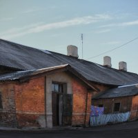 старые дома :: Элла Молчанова