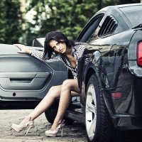 Car&Girl Style :: Andrey Fotoace