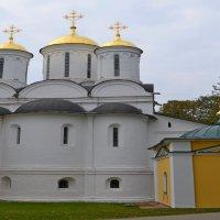 ЯРОСЛАВЛЬ, СПАСО-ПРЕОБРАЖЕНСКИЙ МОНАСТЫРЬ. :: Виктор Осипчук