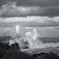 02_лови волну,фотограф! :: Jurij Ginel