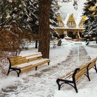 Зимняя сказка :: Надежда Хлыстова
