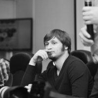 Марк Агнор (известный фото-журналист нашего города Улан-Удэ) :: Евгений Печкин