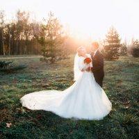 влюбленные, окутанные солнцем :: Мария Назарова
