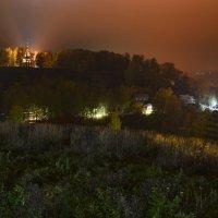 Туманная ночь :: Михаил Смуров