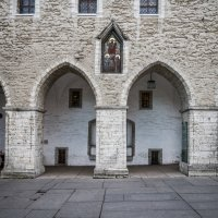Здание ратуши. Старый Таллин :: Андрей Илларионов