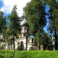 Храм. Кто бы восстановил...Лен. область :: Наталья