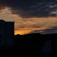 поздний восход в декабре :: Валерий Дворников