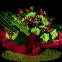 Цветы в букете :: Виктор Филиппов