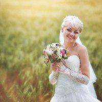 Портрет счастливой невесты :: Сергей Урюпин