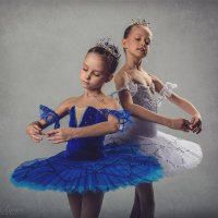 Дуэт :: Ирина Лепнёва