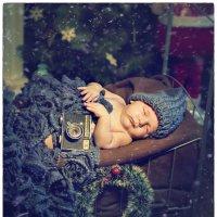 Рождественская ночь! :: Евгения Малютина