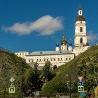 Тобольск. Вид на кремль с нижнего города :: Марк