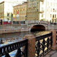 Набережная реки Мойки :: Владимир Гилясев
