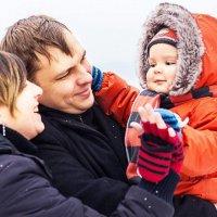 Зимняя история одной семьи) :: Анастасия Удовиченко