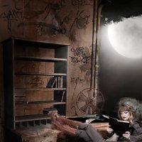 Размышления под луной :: Дмитрий Головин