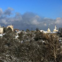 Зимний город :: Карпухин Сергей