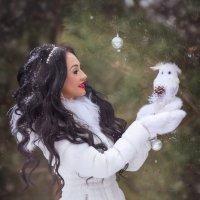 Снегурочка :: Елена Инютина