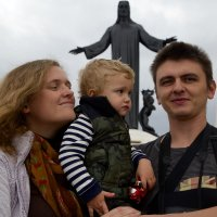 Семейный портрет :: Natalia Gurieva
