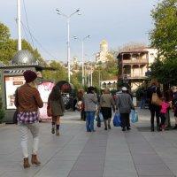 Будни города :: Наталья (D.Nat@lia) Джикидзе (Берёзина)