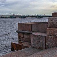 Ни рыбаков, ни рыбок :: Евгений Никифоров