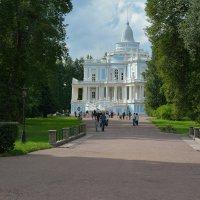 Архитектура Ораниенбаума (этюд 5) :: Константин Жирнов