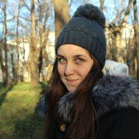 Портрет в парке :: Ann Ny