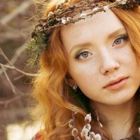 Весна :: Екатерина Бармина
