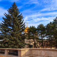 Спасский собор в Пятигорске :: Николай Николенко