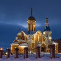 Богоявленский Собор Новый Уренгой :: Наталья Филипсен