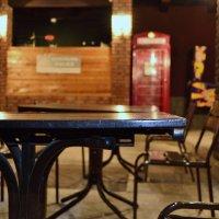 В баре :: Алекс Шенгела
