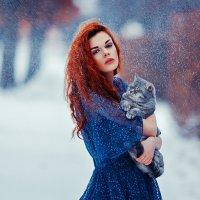 Зима :: марина полянская