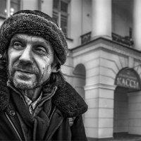 Туда, где нас никто не ждёт... :: Александр Поляков