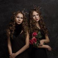 Арина и Татьяна :: Евгения Ходина