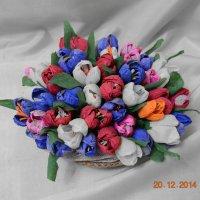 Цветы из бумаги... :: Антон Прокушев