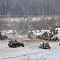 битва под Москвой в наше время :: Андрей Куприянов