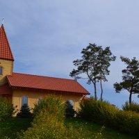 Церквушка на холме. :: zoja
