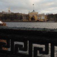 Зима в Питере :: ii_ik Иванов